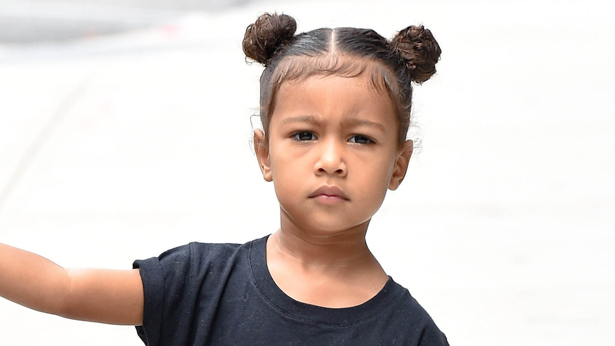 North West pictured in New York City. The six-year-old has been keeping busy during the coronavirus crisis. Pic Credit: ©ImageCollect.com/StarMaxWorldwide