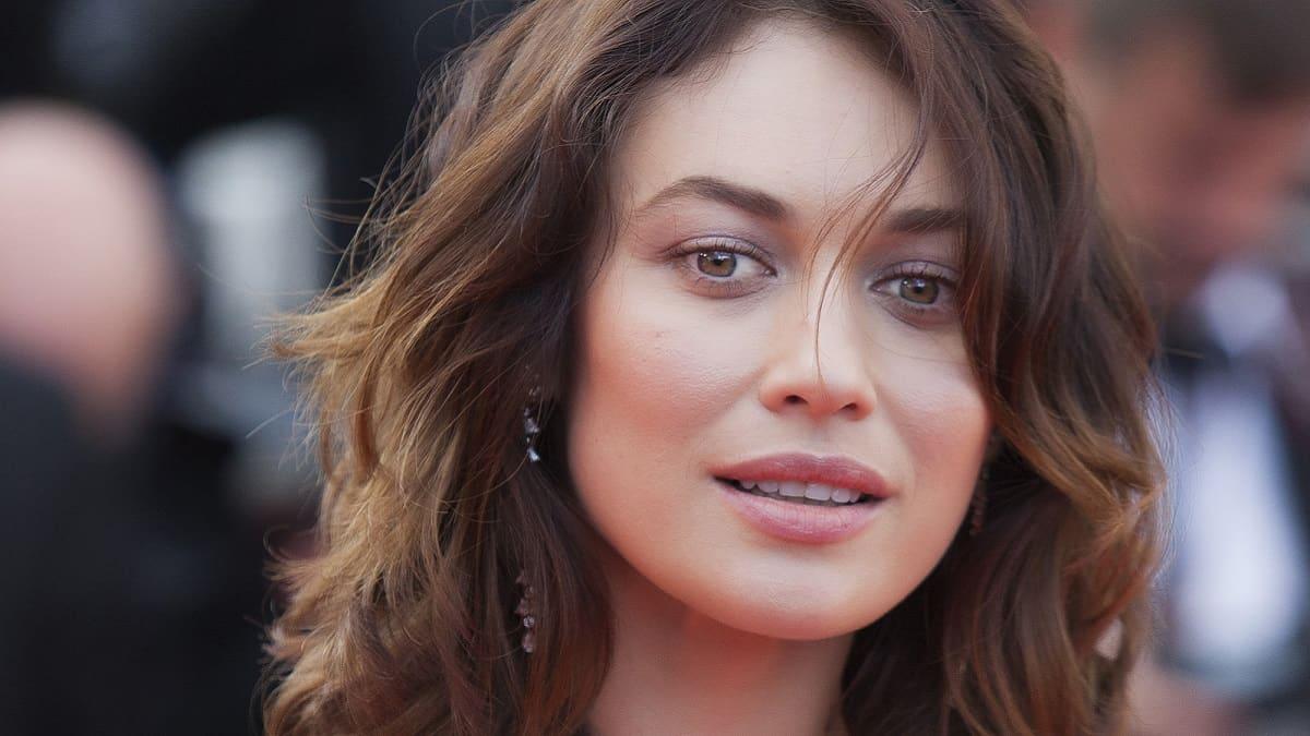 Actress Olga Kurylenko