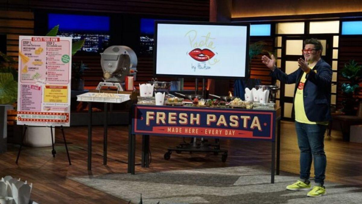 Pasta by Hudson Shark Tank