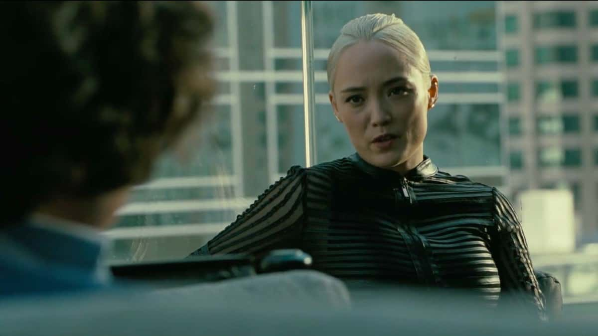Pom Klementieff in Westworld Season 3