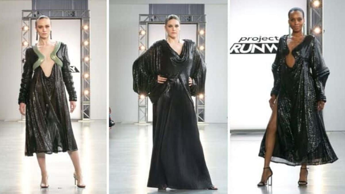 Project Runway: Geoffrey Mac's Dresses