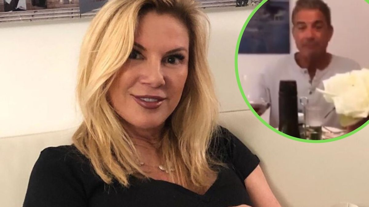 Ramona Singer and ex husband Mario are self isolating together