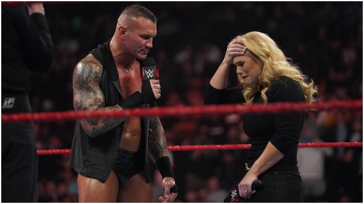 Randy Orton explains why he attacked Edge after WWE Royal Rumble appearance