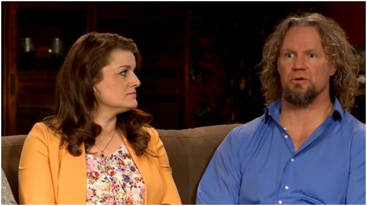 Is Robyn from Sister Wives pregnant?