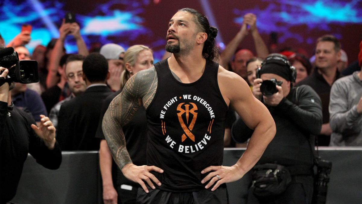 Roman Reigns finally makes comment about pulling out of WrestleMania 36