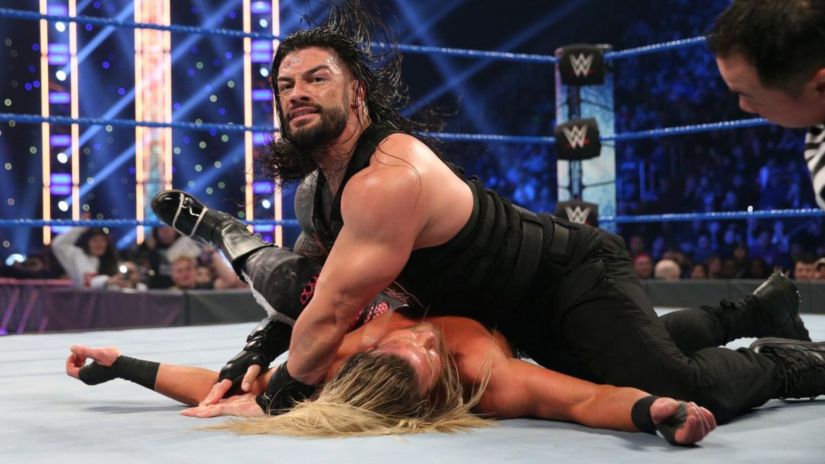 Roman Reigns might be out of WWE for a long time