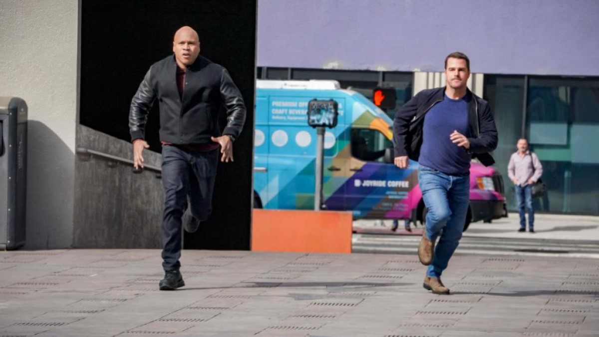 Sam And Callen New