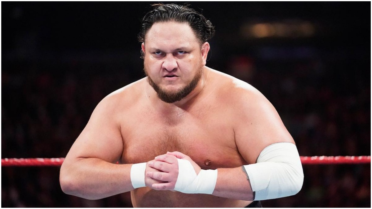 Samoa Joe's WWE suspension has come to an end
