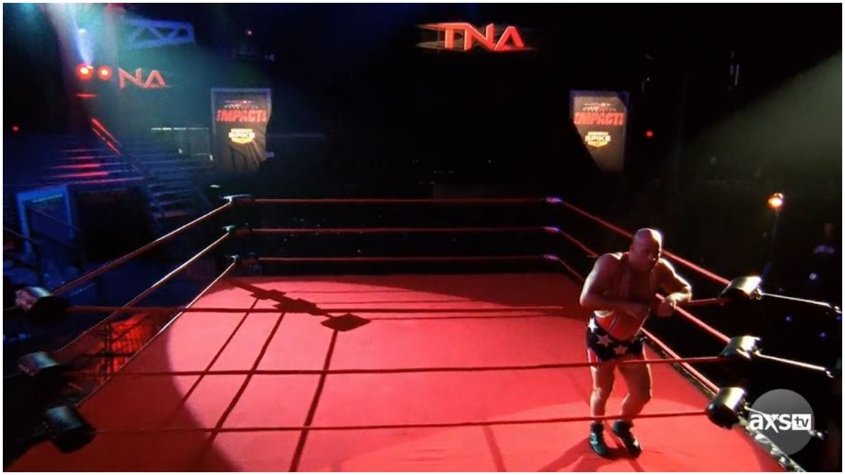 TNA on AXS TV review: TNA comes back to Impact Wrestling for 'one night only'