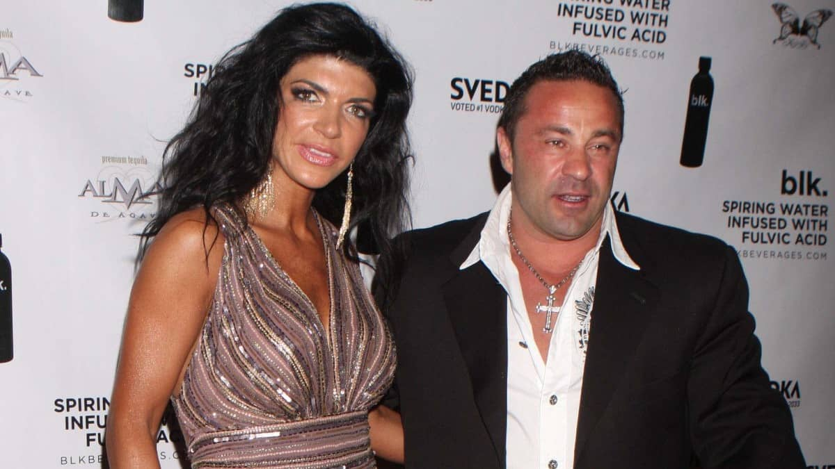 """RHONJ star Teresa Giudice and Joe Giudice are separated, with Joe calling their marriage """"failed,"""" then flirting with her on Instagram."""