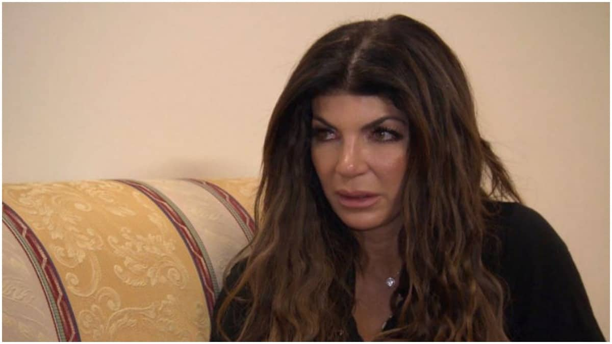 Teresa Giudice: Watching RHONJ fight was embarrassing for the reality TV star