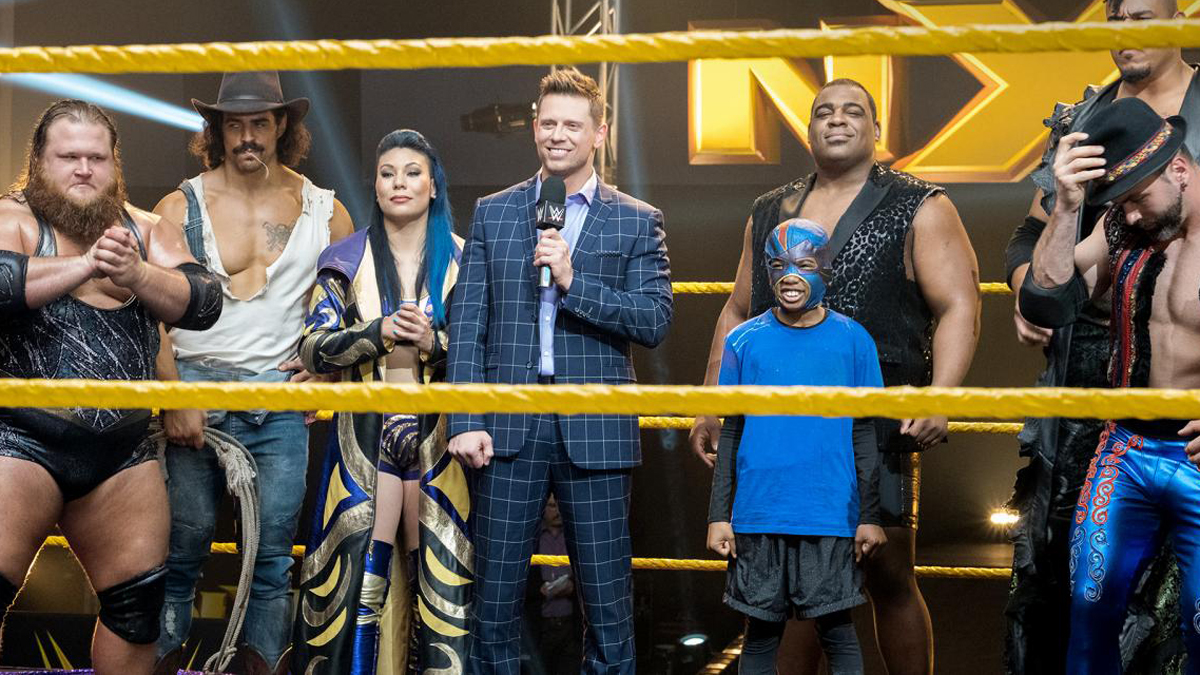 WWE pulls two more wrestlers from WrestleMania 36, one due to injury and one who is now sick