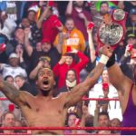 WWE Raw Tag Team Championship changes hands on Monday Night Raw
