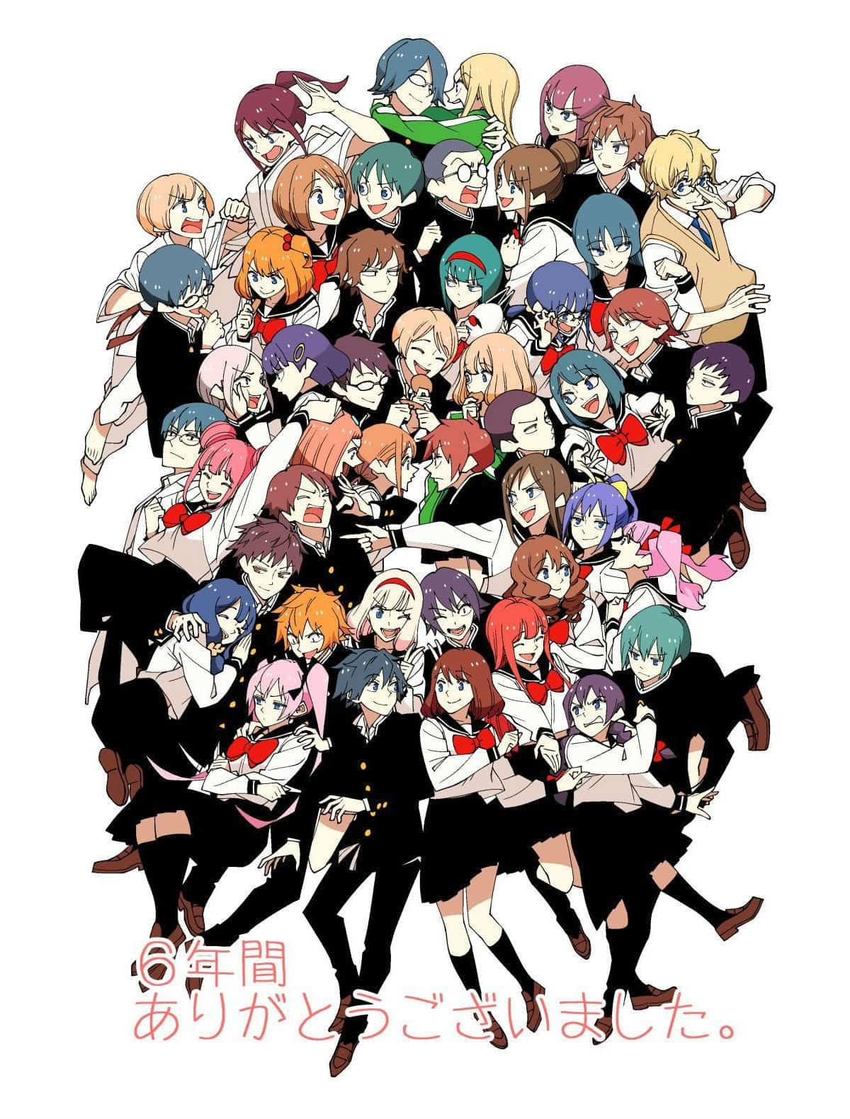 Tsurezure Children Manga Volume 12 Cover Art