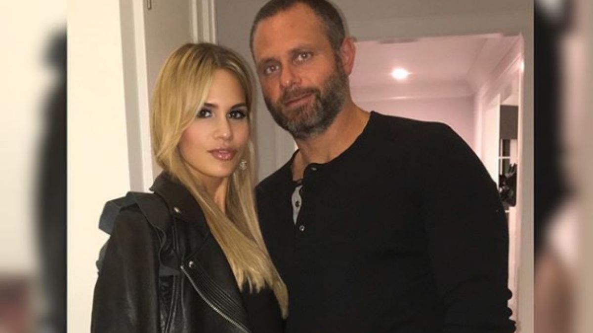 Jackie and Husband Evan are the newest couple on RHONJ
