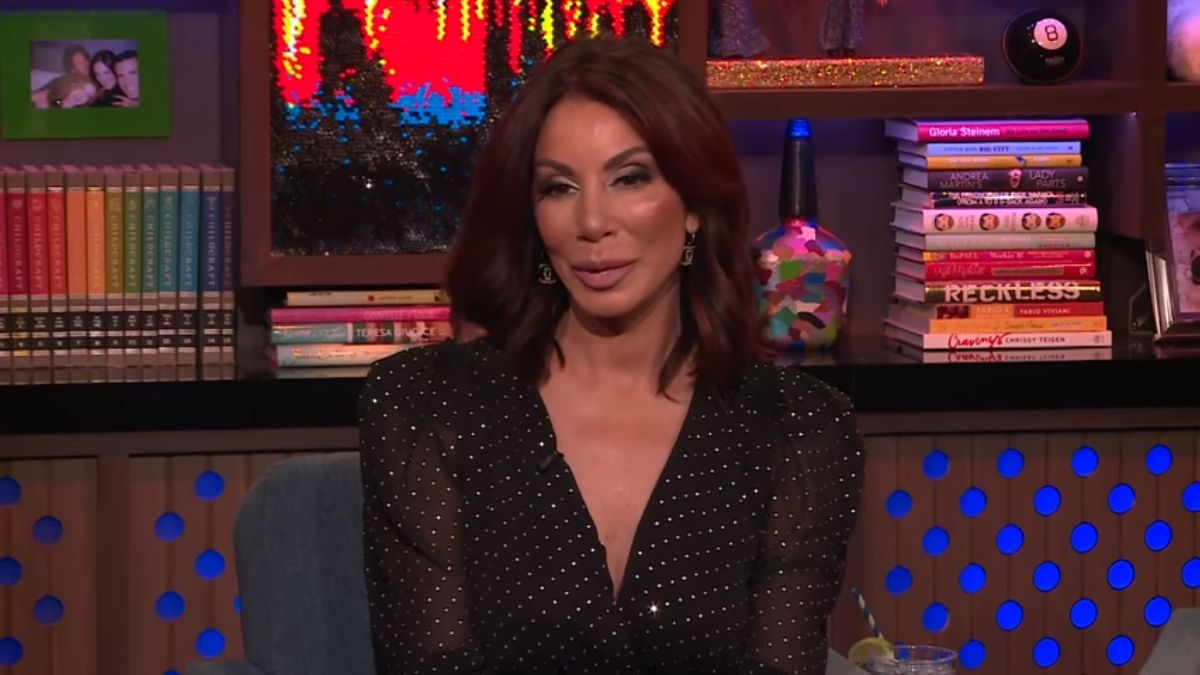 Danielle Staub is no longer engaged to fiance Olivier Maier