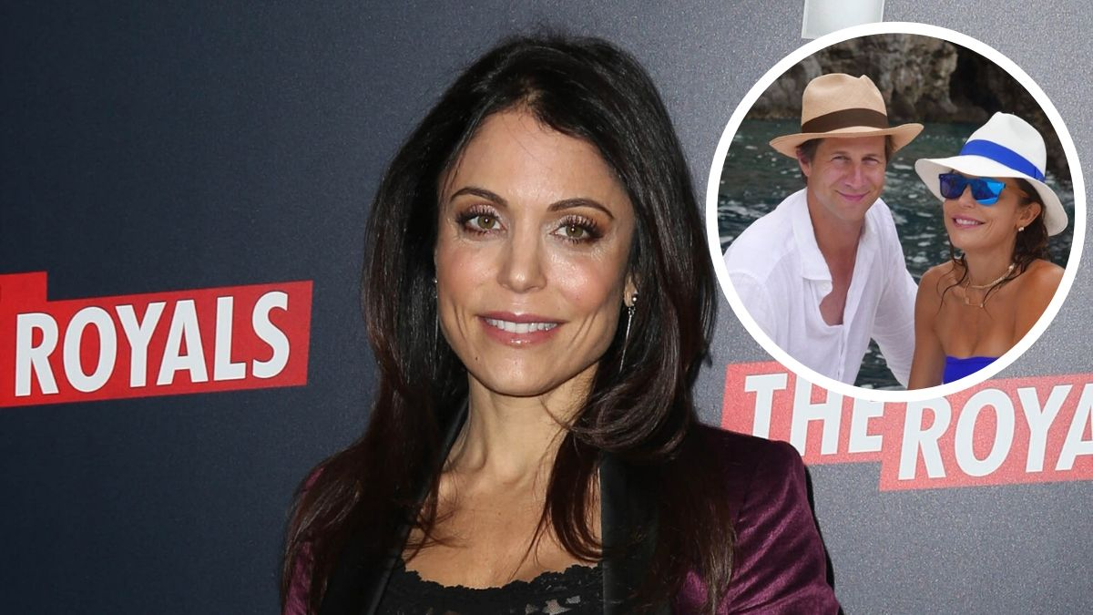 Bethenny Frankel and boyfriend Paul Bernon are closer than ever
