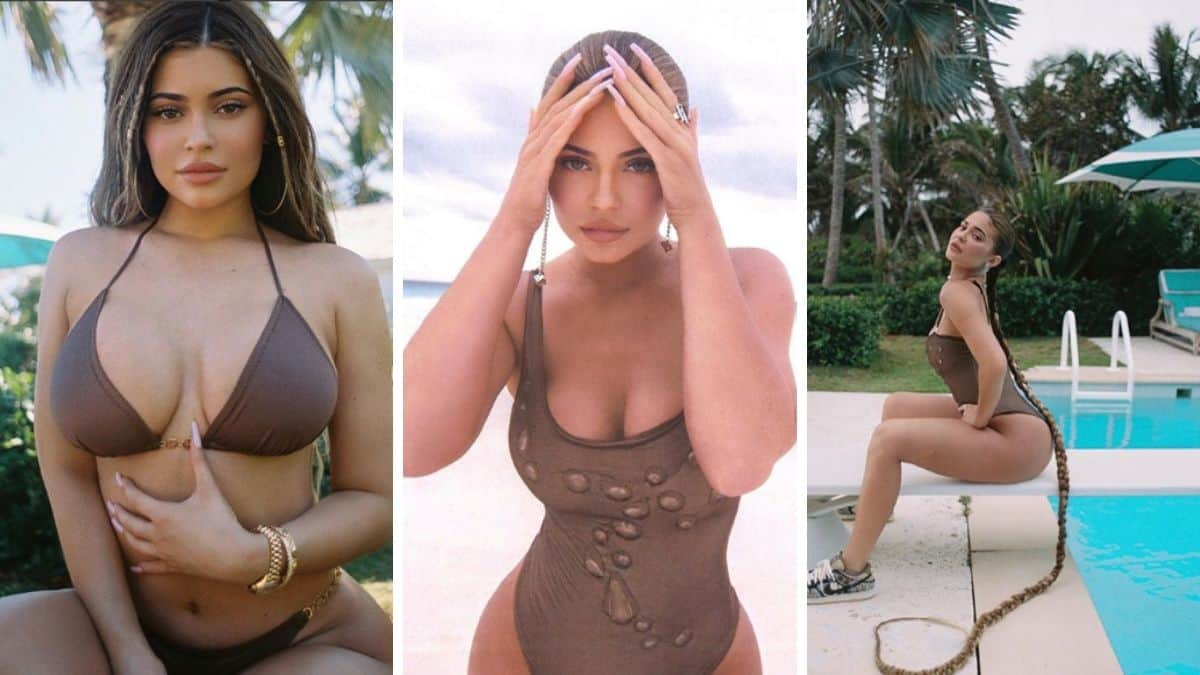 Kylie Jenner racks up millions of likes with Gucci bikini photo