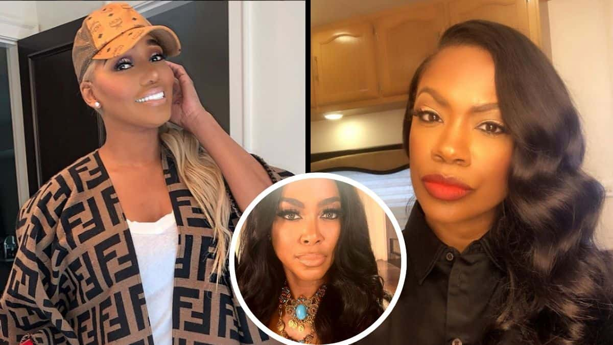 Nene Leakes comments on Kenya Moore's claims that Kandi is the highest paid housewife