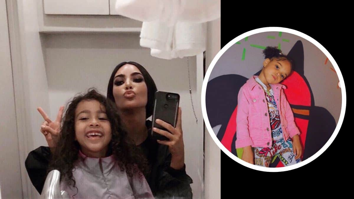 Zara's parents call out Kim Kardashian after North raps song without giving credit