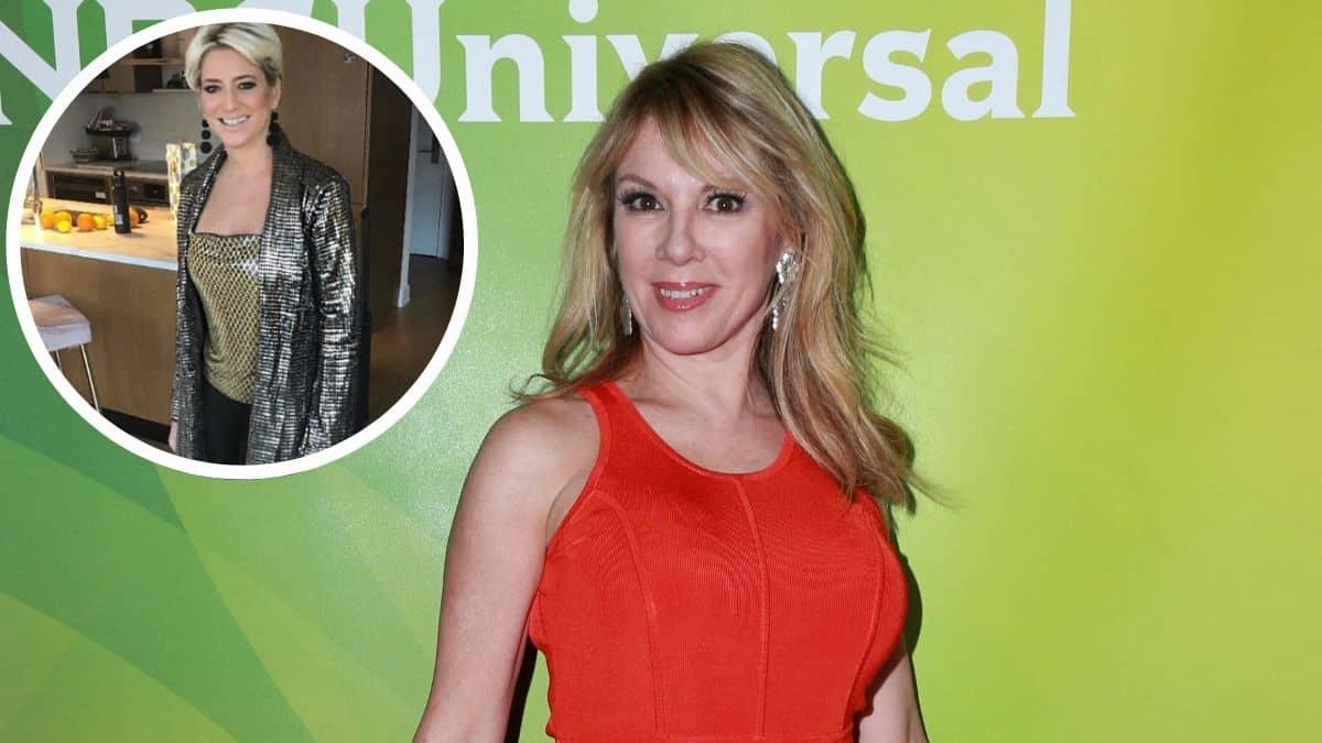 Dorinda Medley offers advice to Ramona Singer as she battles Lyme disease