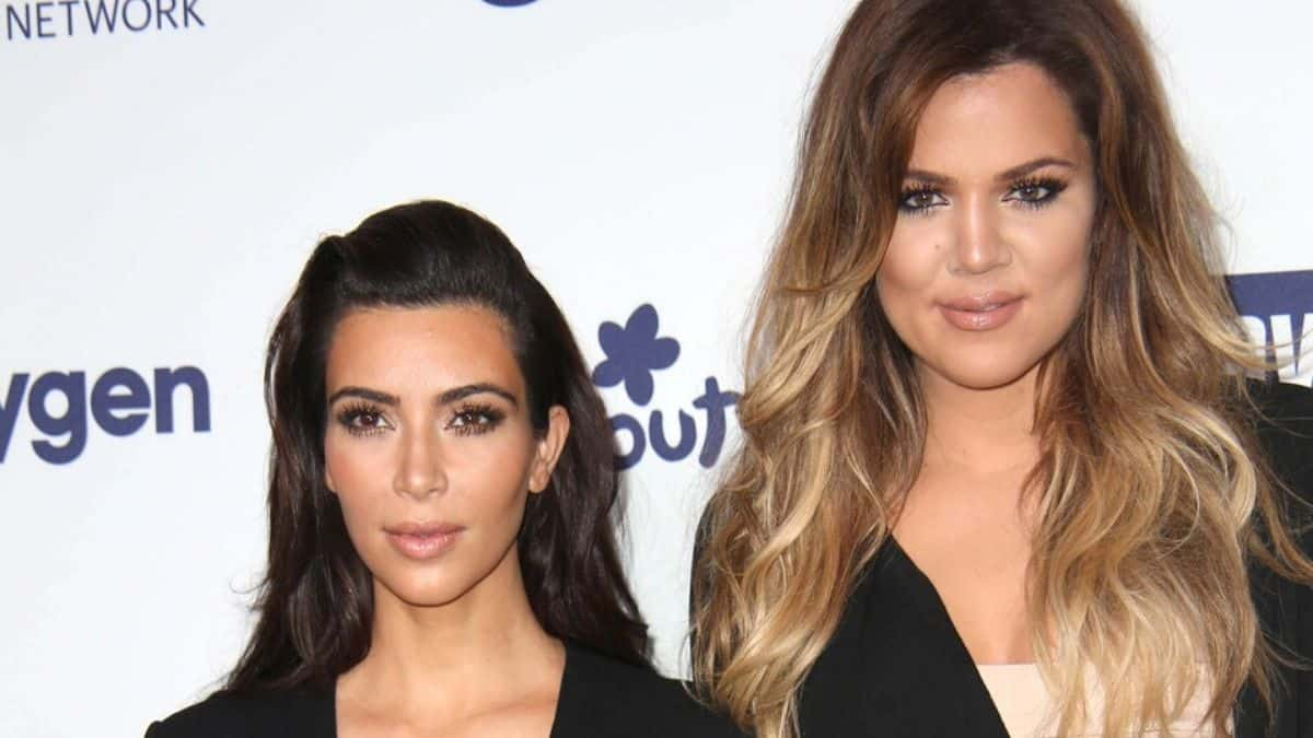 Kim scrubs her house clean after Khloe coughs during a visit