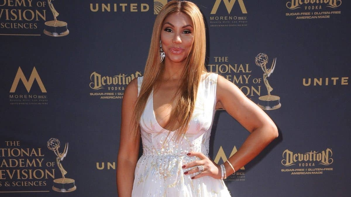 Tamar Braxton talks about her new show Get Ya Life, which will premier in April