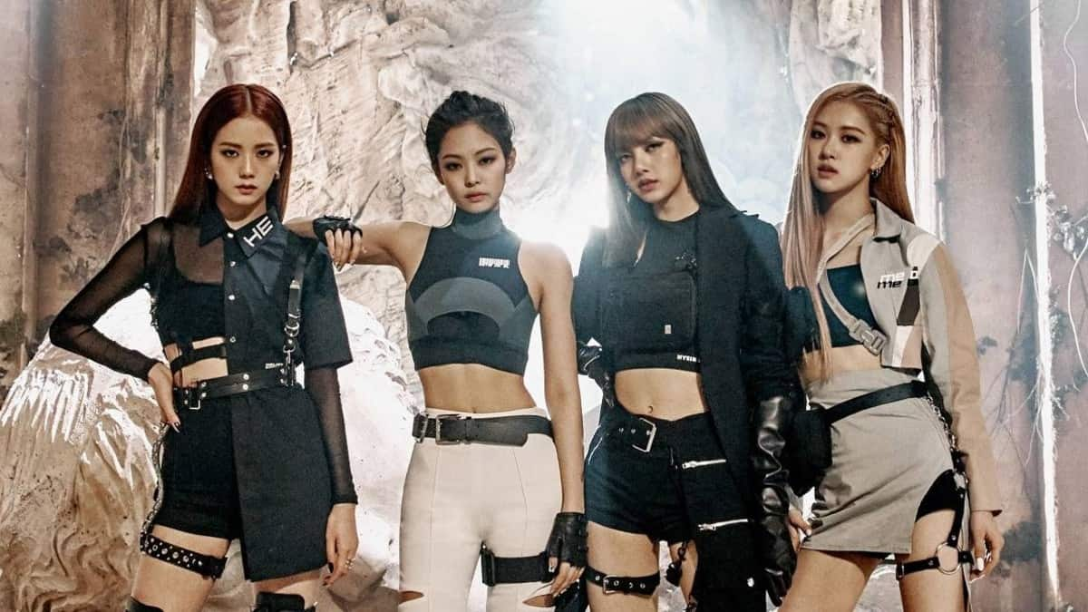 Blackpink in Kill This Love