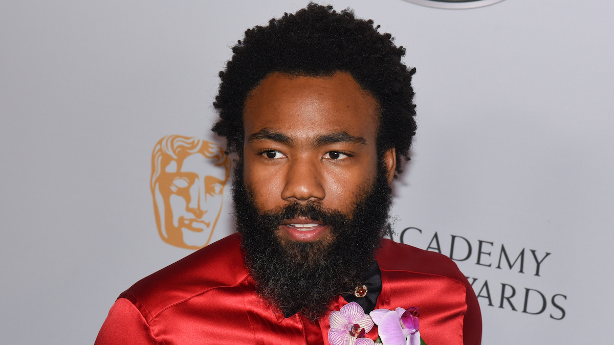 donald glover releases new album
