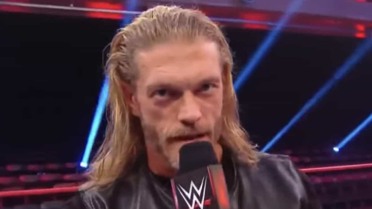 edge appears on wwe raw on march 16