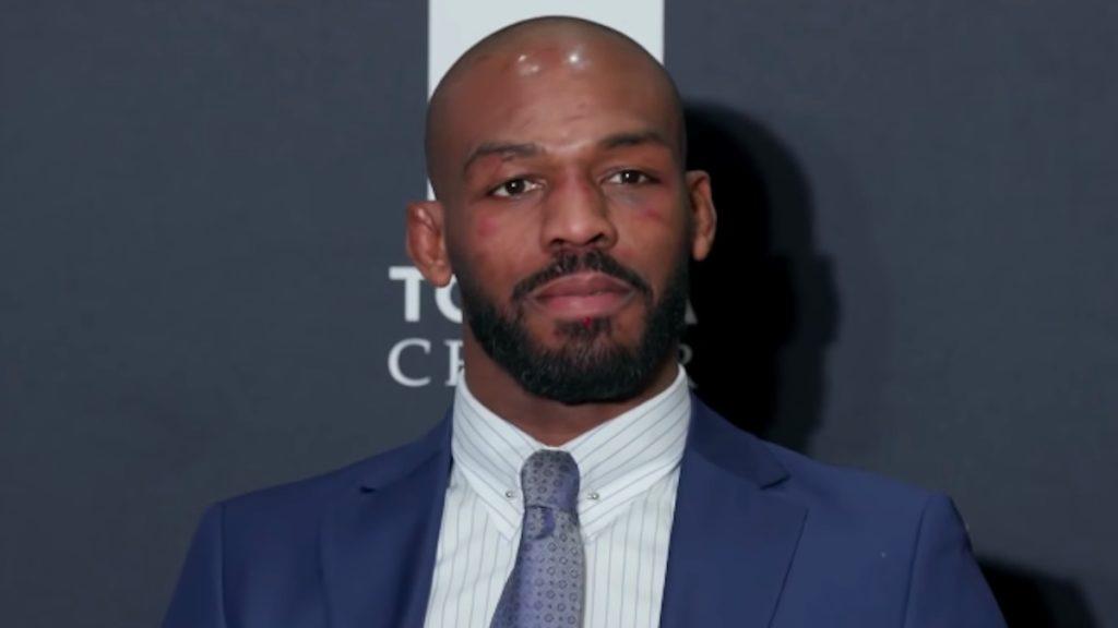 UFC star Jon Jones