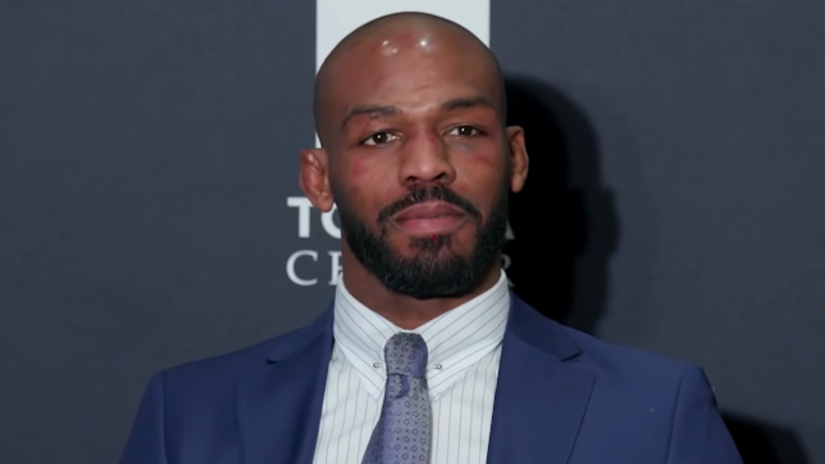 UFC star Jon Jones