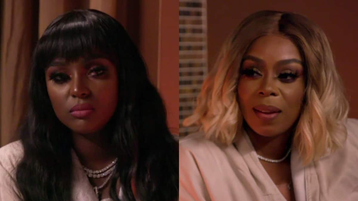 Shay Johnson confronts Amara La Negra for dumping her brother on Love & Hip Hop Miami