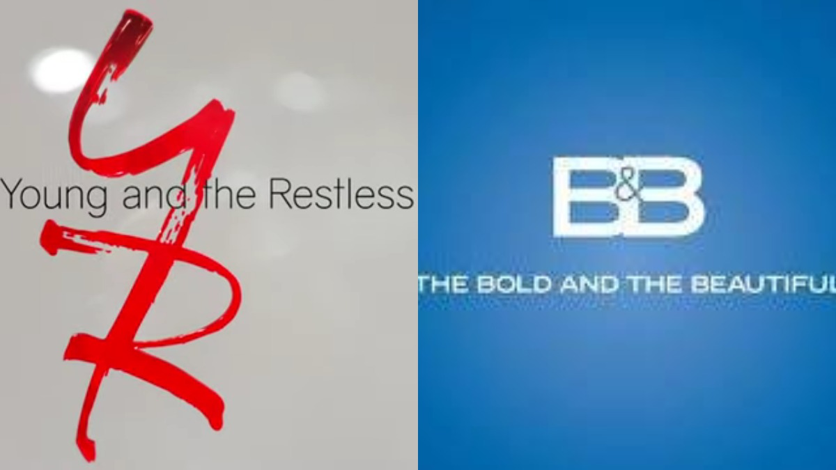 The Young and the Restless and The Bold and the Beautiful openings.