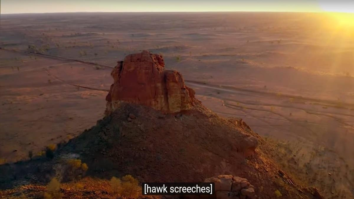 In a preview for The Bachelor season 24 episode 11, Ayers Rock in Australia is shown