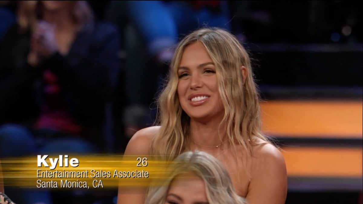 bachelor women tell all contestant getting introduced