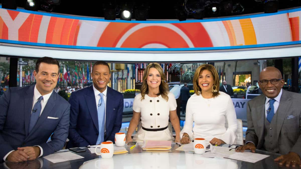 The Today Show team