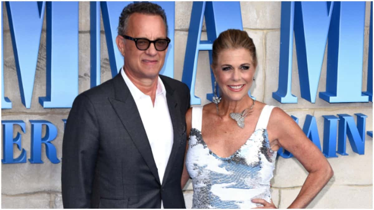 Tom Hanks says he has tested positive for coronavirus