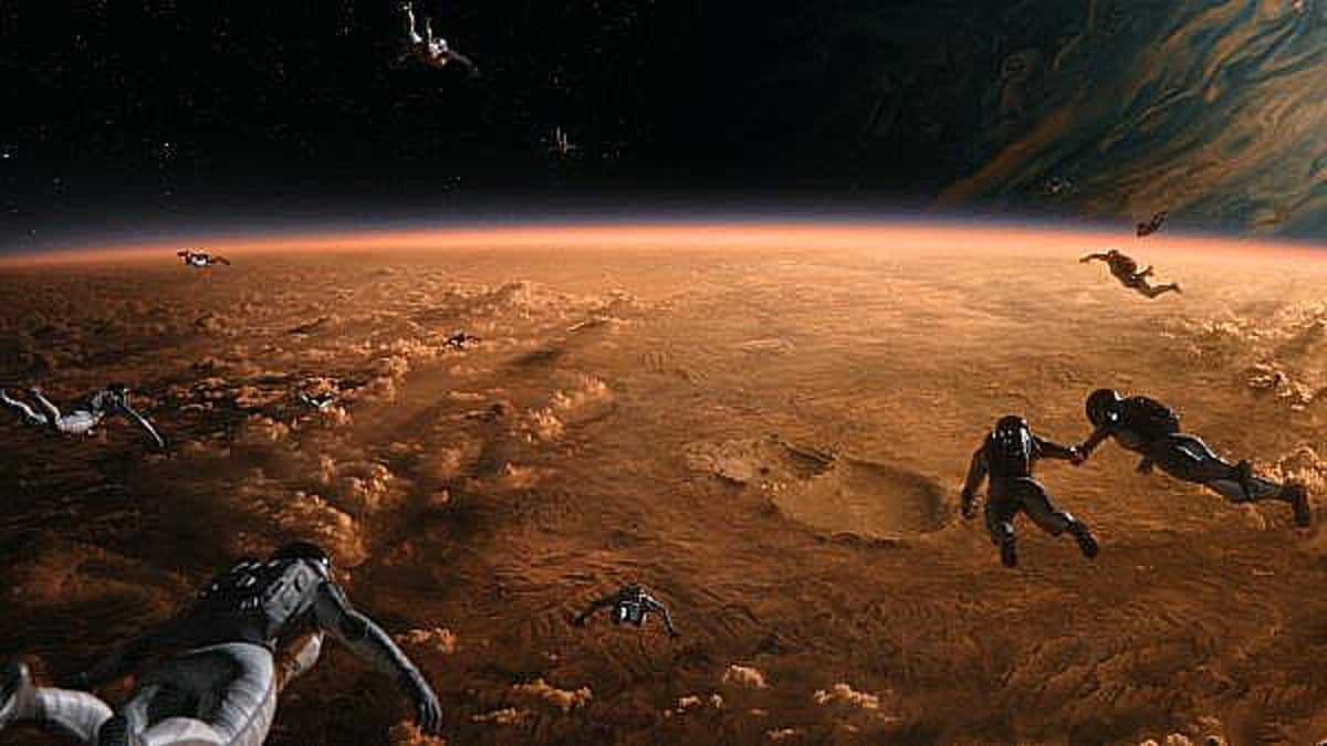 Cosmos: Possible Worlds explores all the possibilities of space travel and existence beyond earth. Pic credit: NGC
