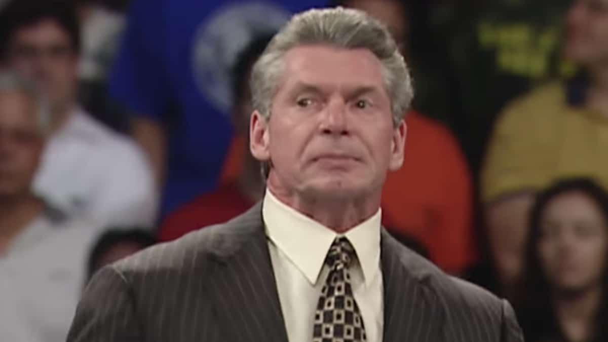 wwe chairman and ceo vince mcmahon