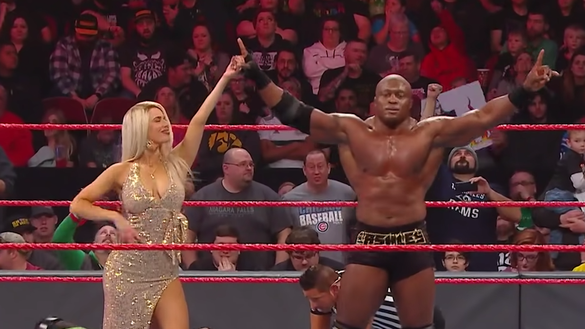 wwe star bobby lashley with lana