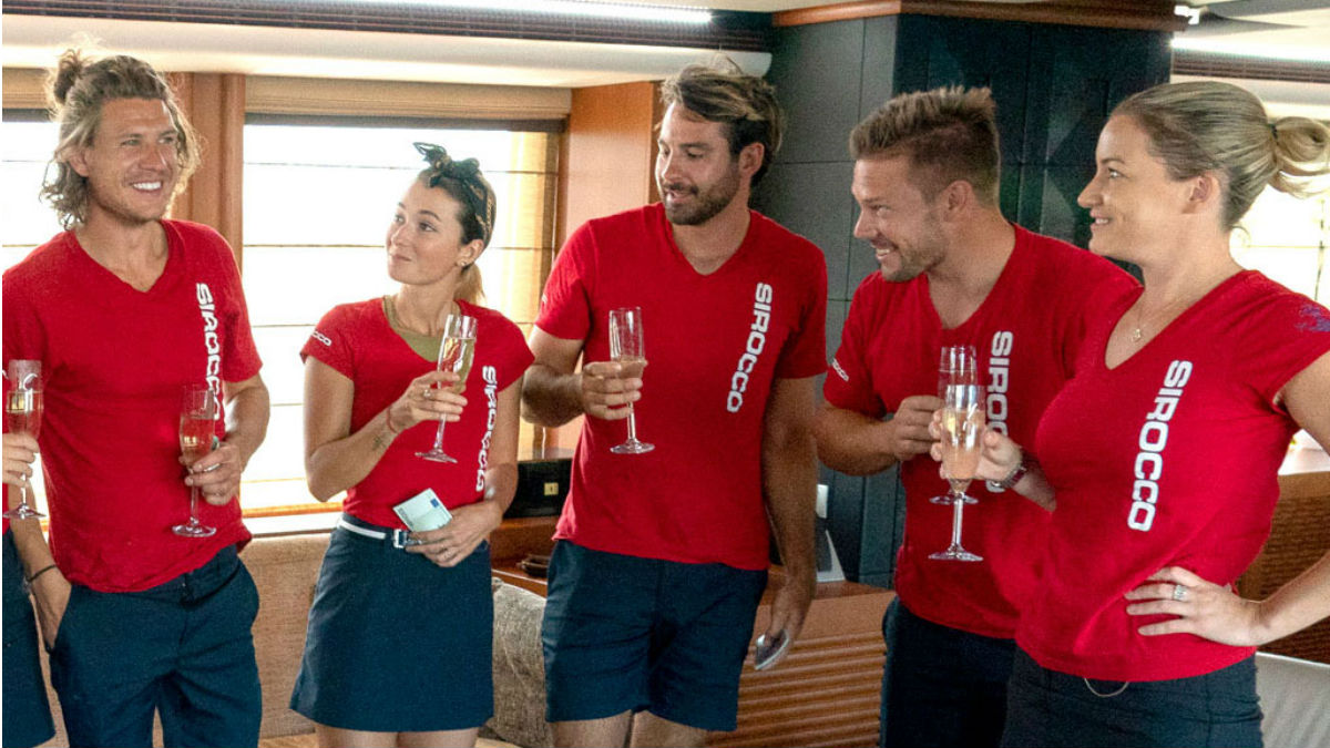 Nadine Rajabi shres favorite Below Deck Med moments.