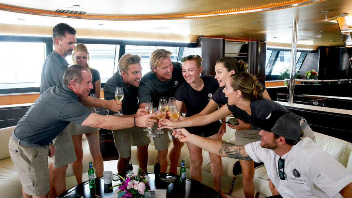 Bravo could have trouble filming Below Deck after coronavirus pandemic.
