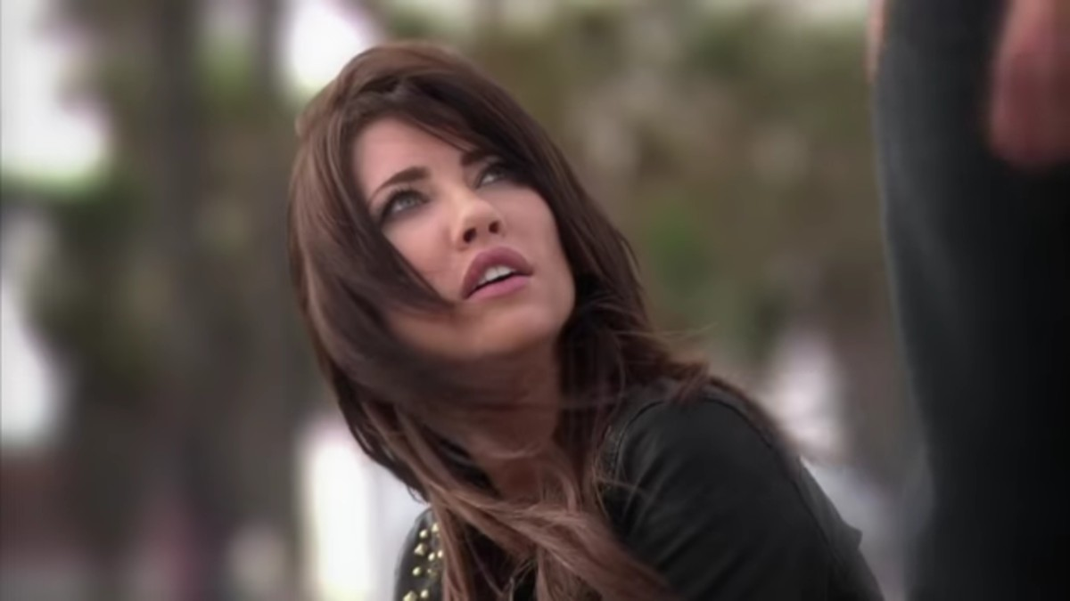Jacqueline MacInnes Wood as Steffy in Monte Carlo.