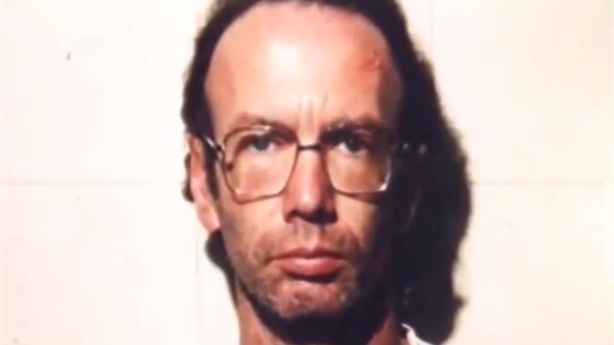 Mugshot of David Alexander Snow