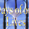 How many episodes did Days of our Lives have shot before production shut down.