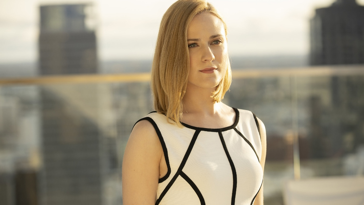 Evan Rachel Woods stars as Dolores