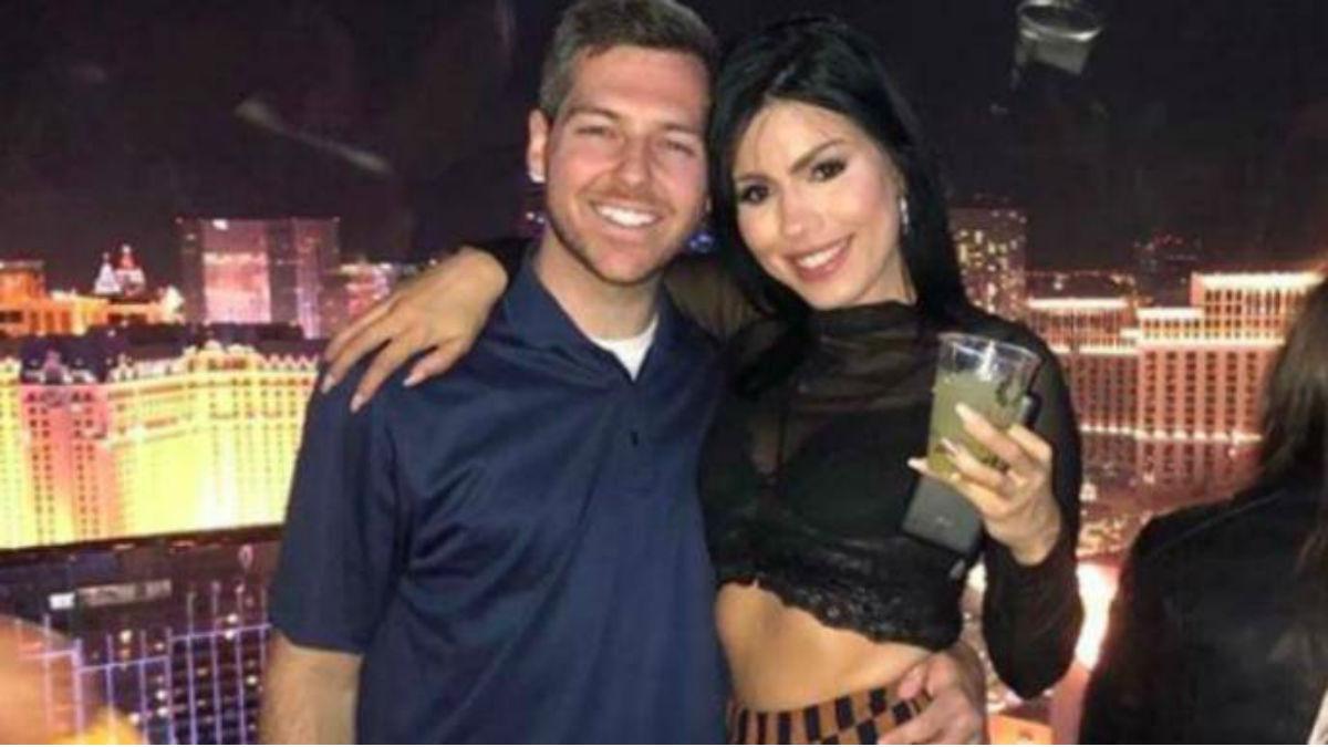 Larissa Lima and boyfriend Eric Nichols have reunited.