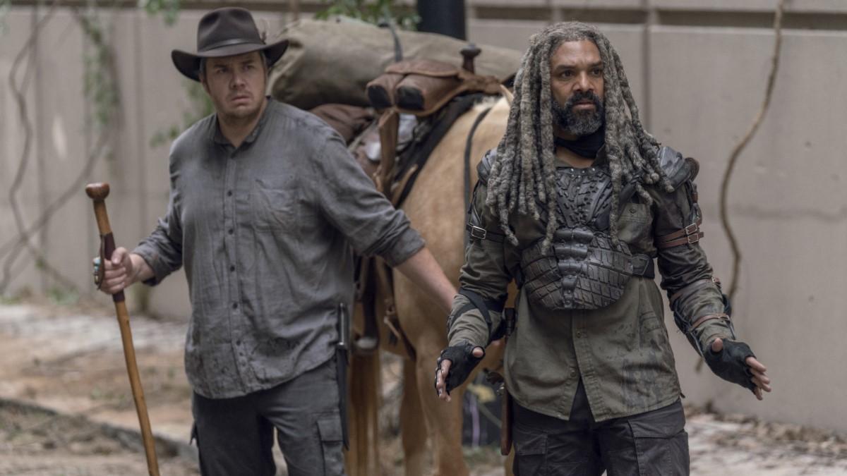 Eugene and Ezekiel