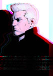 Ghost In The Shell SAC_2045 Anime Character Design 2